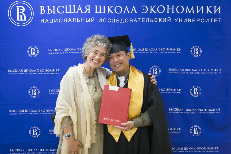 Indonesian Public Officer Earns MA in Public Policy