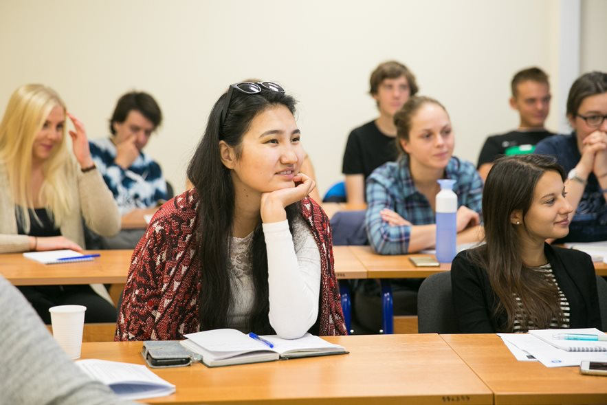 International Students Get Acquainted with Moscow and HSE