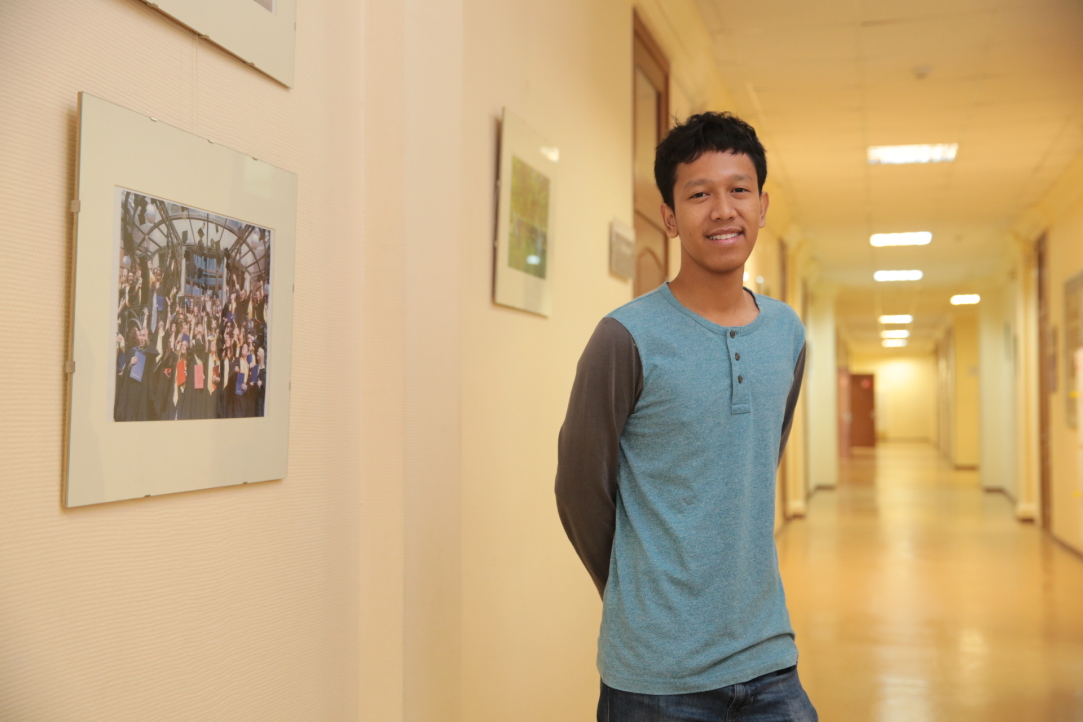 Indonesian Student Chooses HSE to Pursue Entrepreneurial Dream