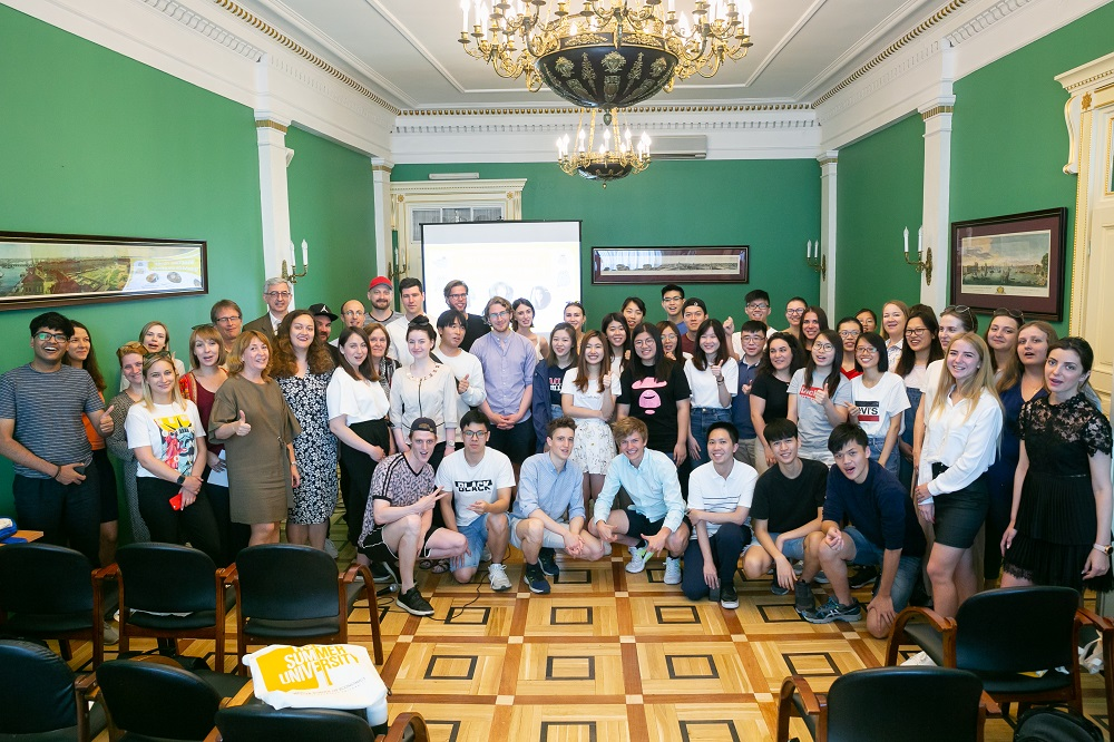 HSE Welcomes Students to International Summer University 2019