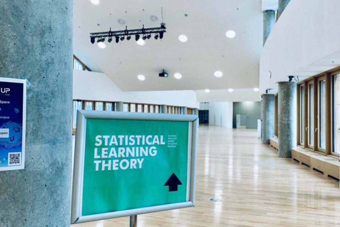 First Cohort Graduates from Master's Programme in Statistical Learning Theory