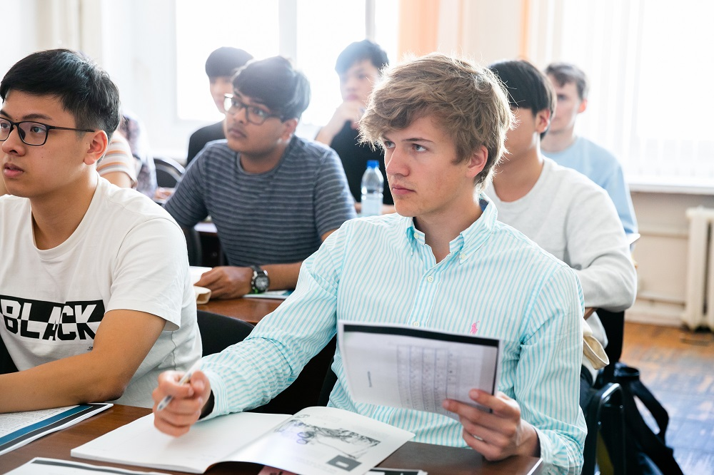 Master's Programmes in Russia Welcome Talented International Students