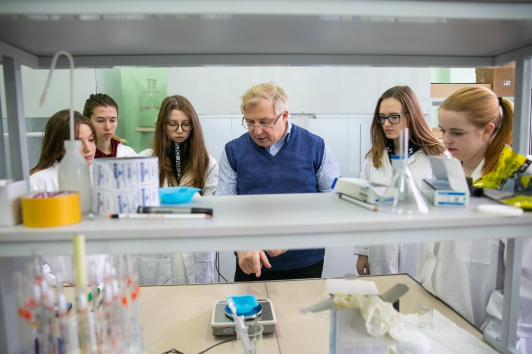 HSE Faculty of Chemistry Opens Teaching Laboratory Jointly with Russian Academy of Sciences