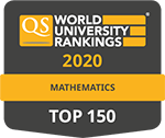 QS – World University Rankings by subject, 2020
